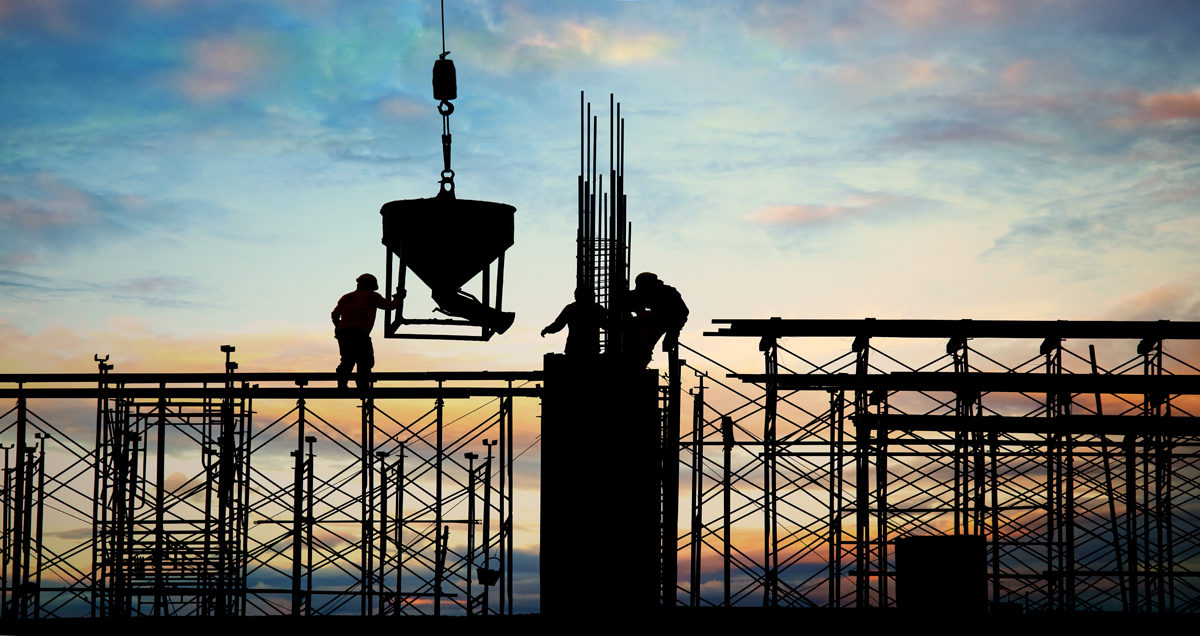 Construction silhouette adeptalgorithms