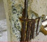 Corrosion damages adeptalgorithms