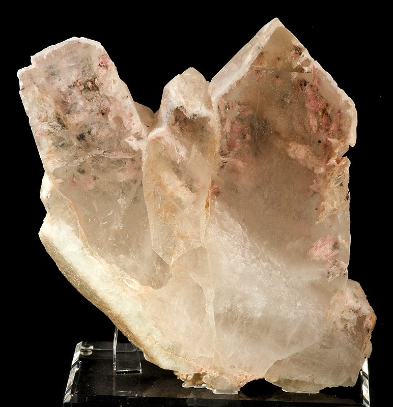 expansive clays montmorillonite crystals